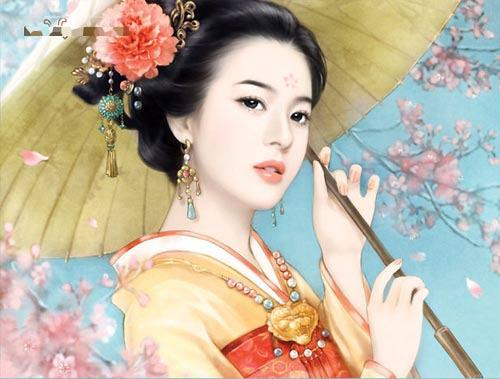 12 chòm sao là người mỹ nhân nổi tiếng nào trong lịch sử Trung Hoa? - 9