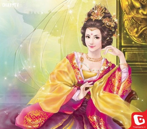 12 chòm sao là người mỹ nhân nổi tiếng nào trong lịch sử Trung Hoa? - 7