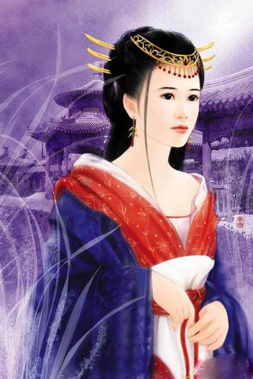 12 chòm sao là người mỹ nhân nổi tiếng nào trong lịch sử Trung Hoa? - 6