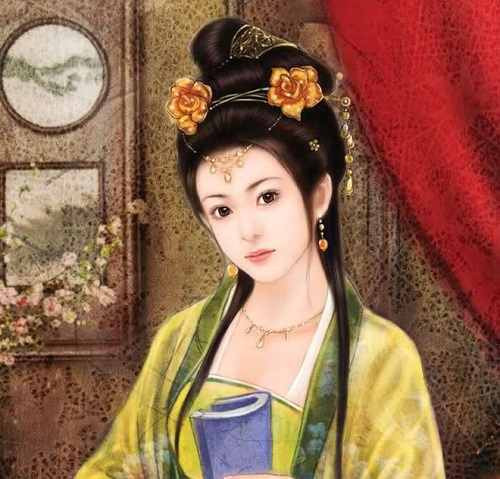 12 chòm sao là người mỹ nhân nổi tiếng nào trong lịch sử Trung Hoa? - 10