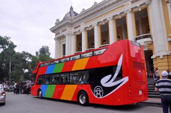 VFF đề xuất dùng xe buýt 2 tầng đón các tuyển thủ U23 Việt Nam.