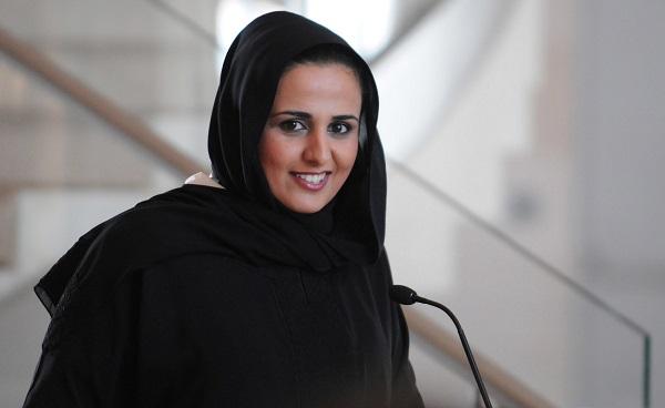 Nhan sắc xinh đẹp của công chúa Qatar, Al Mayassa.
