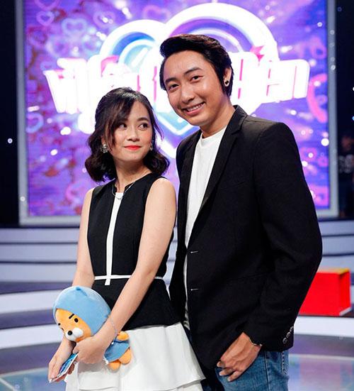 Minh Huy và Trang Ly.
