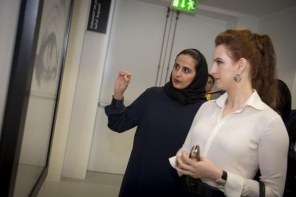 Công chúa hiện là người đứng đầu Bảo tàng Qatar.