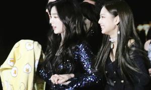 2 cặp đôi Kpop khiến fan 'cuồng' nhất Seoul Music Awards