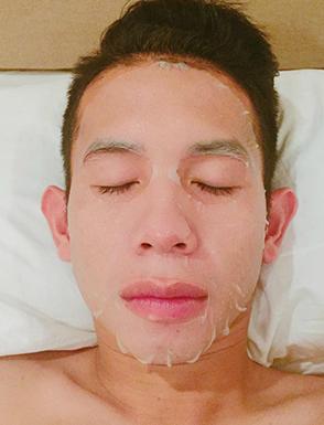 2 loại mặt nạ dưỡng da yêu thích của người hùng U23 Việt Nam Hồng Duy