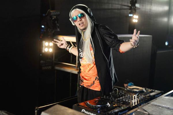DJ Wang Trần.