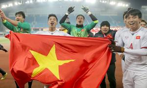 CĐV Đông Nam Á gửi lời chúc chiến thắng đến U23 Việt Nam