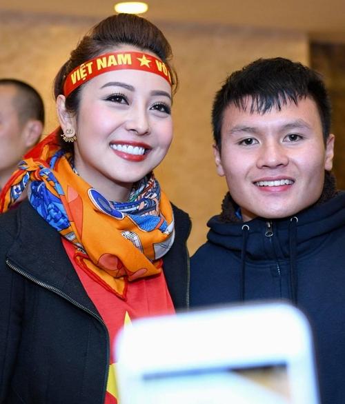 Loạt sao Việt được tiếp cận đội tuyển U23 ở cự ly siêu gần - 1