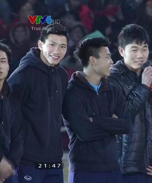 Điểm lại những khoảnh khắc ấn tượng của U23 Việt Nam trong sự kiện ăn mừng về nước - 8