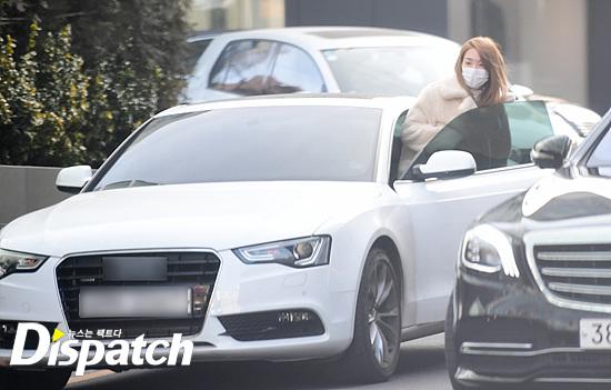 Sau khi rời SM, Tiffany khá kín tiếng và tập trung học diễn xuất.