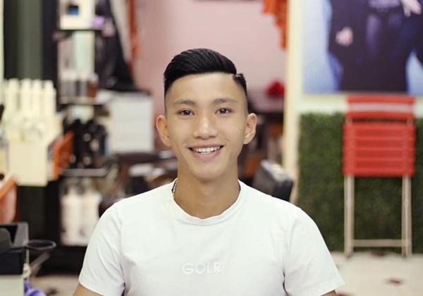 Nụ cười dễ thương của em út U23 Việt Nam Đoàn Văn Hậu - 6