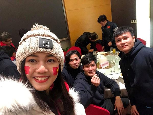 Loạt sao Việt được tiếp cận đội tuyển U23 ở cự ly siêu gần - 3