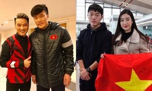 Loạt sao Việt được tiếp cận đội tuyển U23 ở cự ly siêu gần