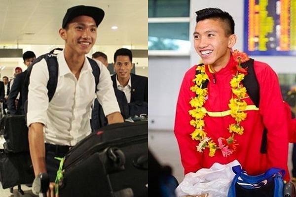 Nụ cười dễ thương của em út U23 Việt Nam Đoàn Văn Hậu - 9