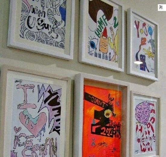 10 idol Kpop có tài hội họa khiến fan trầm trồ - 8