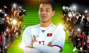Tạo dáng 'ngầu' như Văn Thanh, nhận ngay chữ ký từ thần tượng