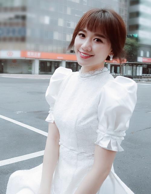 Hari Won đẹp mong manh giữa thời tiết lạnh ở Đài Loan - 7