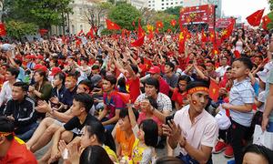25.000 vé giao lưu với U23 tại Sài Gòn được phát miễn phí