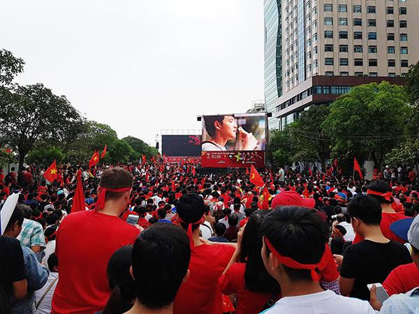 25.000 vé giao lưu với U23 tại Sài Gòn được phát miễn phí - 1