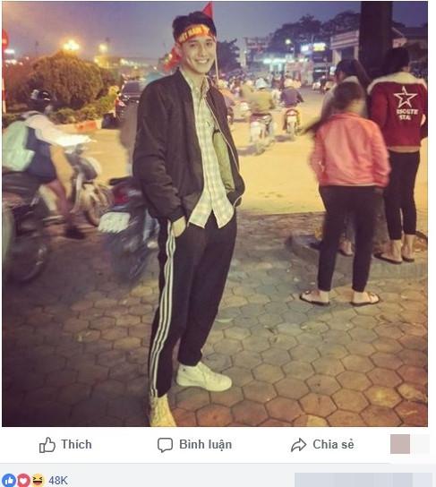 Những bạn trẻ bất ngờ nổi tiếng nhờ U23 Việt Nam - 2