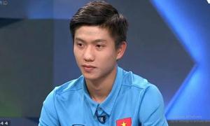 Cầu thủ Phan Văn Đức chia sẻ tiêu chí chọn người yêu khiến fan bật cười