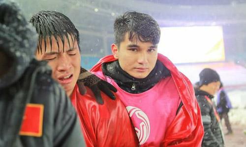 Chỉ một bức ảnh, thêm một trai đẹp của U23 Việt Nam được khai quật