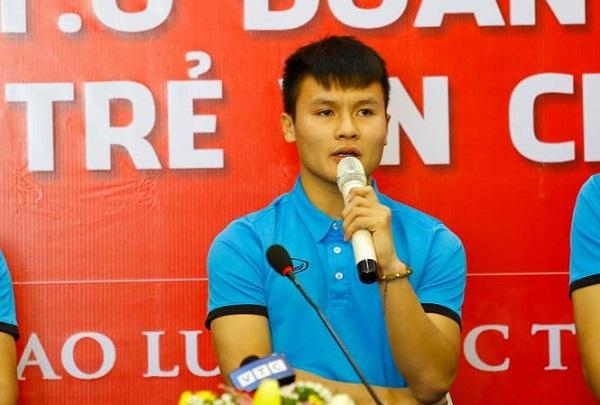 Ý nghĩa hình xăm trên tay của tiền vệ Quang Hải