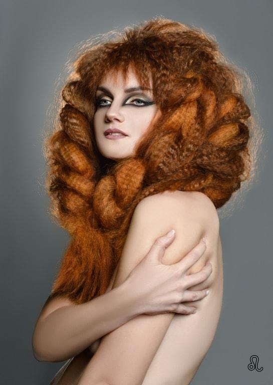 Những kiểu tóc độc đáo lấy cảm hứng từ 12 cung hoàng đạo - 4