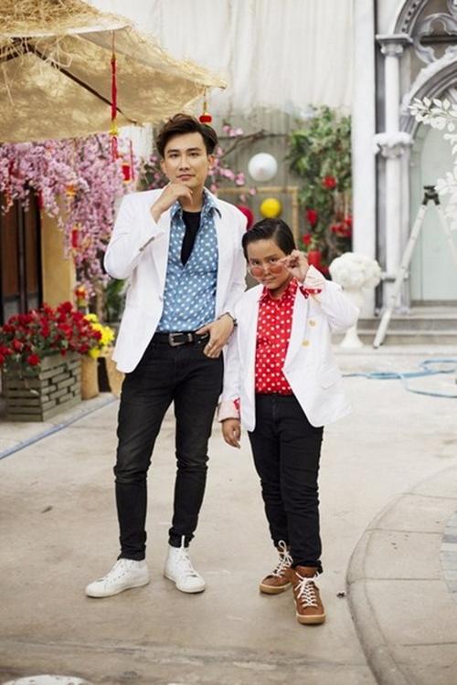 Cô bé triệu view Bảo An tung MV Tết rộn ràng cùng thầy Chí Thiện - 5