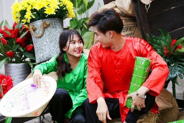 Cô bé triệu view Bảo An tung MV Tết rộn ràng cùng thầy Chí Thiện - 3