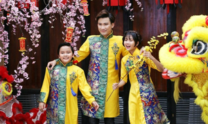 'Cô bé triệu view' Bảo An tung MV Tết rộn ràng cùng Chí Thiện