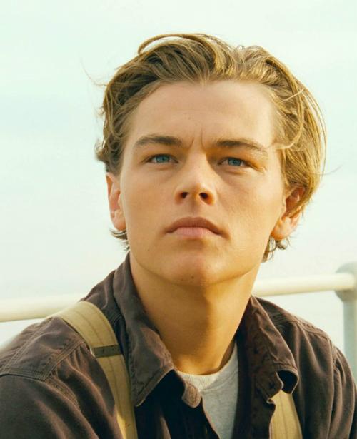 Leonardo DiCaprio trong vai chàng Jack điển trai.