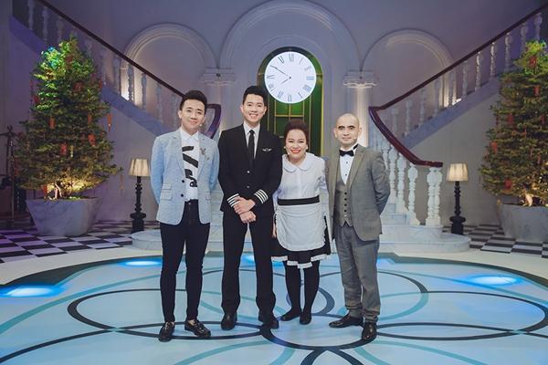 Phi công 24 tuổi điển trai nhất Việt Nam lên sóng truyền hình với Trấn Thành - 7