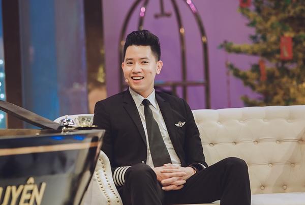 Phi công 24 tuổi điển trai nhất Việt Nam lên sóng truyền hình với Trấn Thành - 3