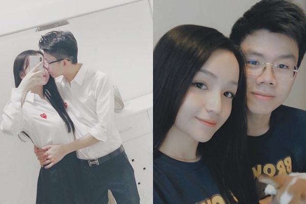 Bạn gái xinh đẹp của em trai Phan Thành - 6