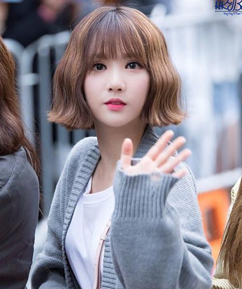 10 gợi ý cắt tóc ngắn cực xinh đón Tết giống các idol Hàn - 6