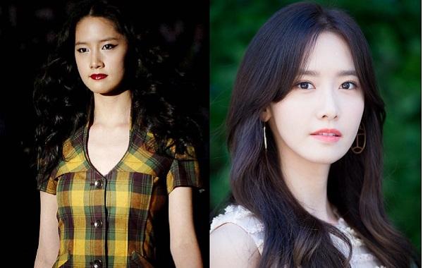 Những bức hình chỉ muốn chôn vùi của các nữ thần sắc đẹp Hàn