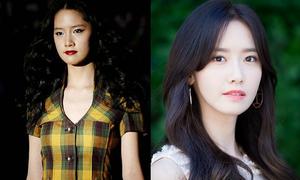 Những bức hình 'chỉ muốn chôn vùi' của các nữ thần sắc đẹp Hàn