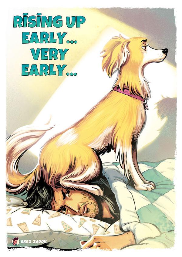 Người yêu không có nhưng chó phải có một em - page 2 - 1