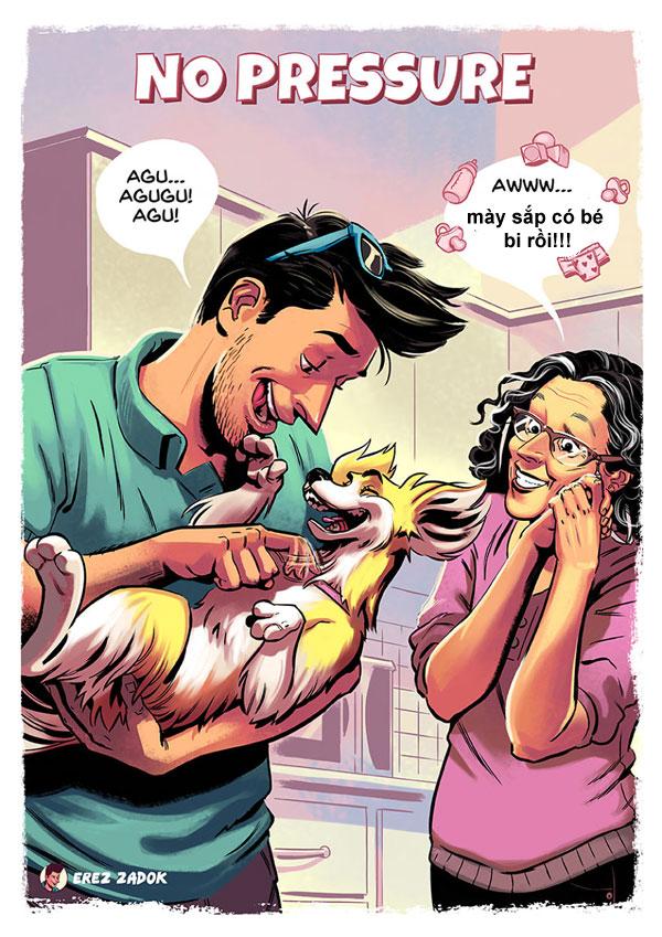 Người yêu không có nhưng chó phải có một em - page 2 - 6