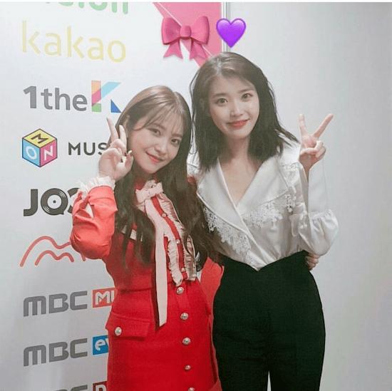 Red Velvet tiết lộ mối quan hệ thân thiết với loạt nữ thần Kpop - 2