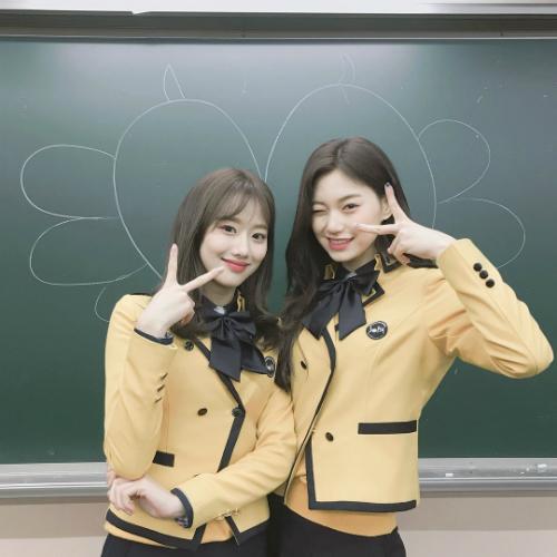 Kim Yoo Jung và loạt sao Kpop rạng rỡ trong ngày tốt nghiệp cấp 3 (2) - 5