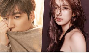 Nghi vấn Suzy và Lee Min Ho 'nối lại tình xưa'