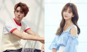 Idol nam lặng lẽ tham gia fan meeting của Kim So Hyun