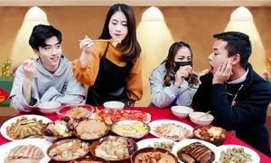 'Thánh ăn công sở' tự tin trổ tài nấu ăn tiệc tất niên