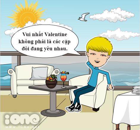 Định nghĩa Valentine trong mắt hội ế 12 cung hoàng đạo? - 9