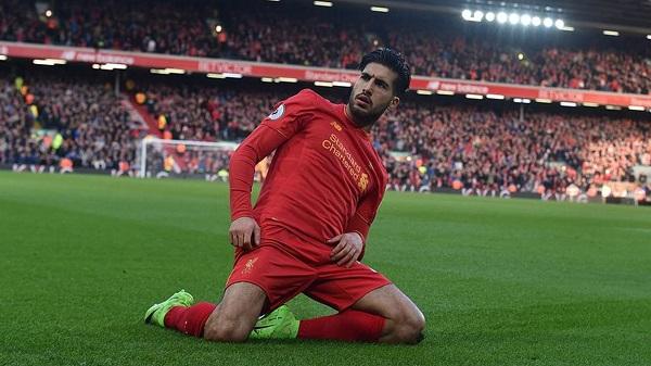 Emer Can hiện là cầu thủ thuộc biên chế của CLB Liverpool (Anh).