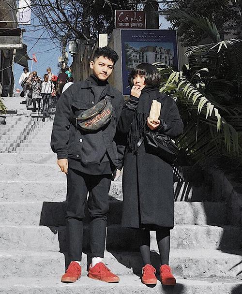 3 cặp đôi hot teen gây sốt Instagram 2017 với style đẹp miễn bàn - 2