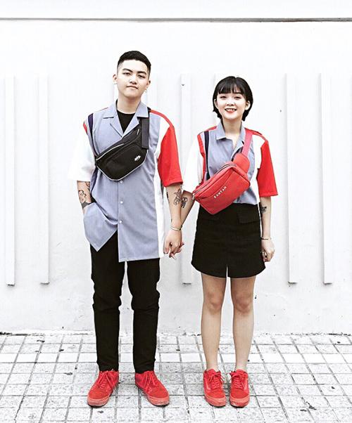 3 cặp đôi hot teen gây sốt Instagram 2017 với style đẹp miễn bàn - 4